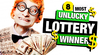 8 lottery winners who wish they never won - Video