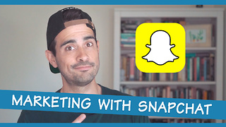 How to market your film using Snapchat - Video