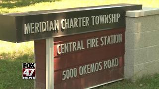 Millage proposed to fund Police and Fire Departments in Meridian Township - Video