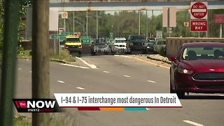 Dangerous intersections in Metro Detroit