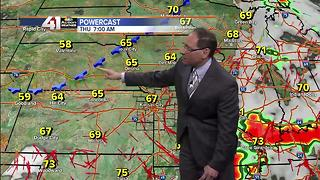 Jeff Penner Wednesday Afternoon Forecast Update 6 14 17 - Video
