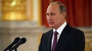Putin Reiterates His Hope That Trump Will Repair U.S.-Russian Ties - Video