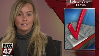 No vote on strickter voter ID laws in Michigan - Video