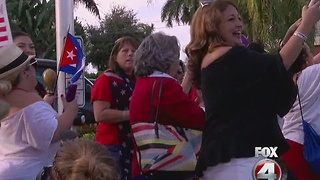 Locals React to Death of Fidel Castro - Video