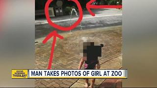 Man looking to 'record kid being happy' at zoo, confronted, not charged - Video