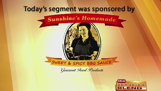 Sunshine's Homemade - 11/18/16 - Video