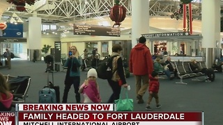 Fort Lauderdale shooting impacts local travel - Video
