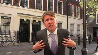 Satirical Reporter Jonathan Pie Condemns Media Treatment of Jeremy Corbyn - Video