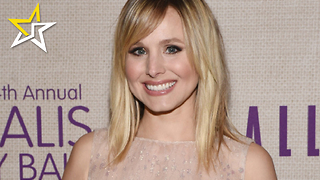 Kristen Bell Makes A Young Cancer Patient's Day By Calling Her As Princess Anna From 'Frozen' - Video