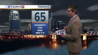 Henry's Evening Forecast: Saturday, July 8, 2017