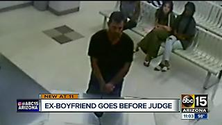 Man arrested in mom's disappearance appears in front of judge - Video