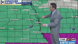 City preparing for possible icy weather - Video