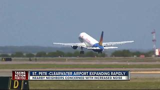 St. Pete–Clearwater Airport expanding rapidly - Video