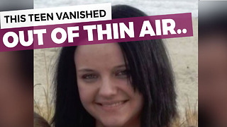 Teen Vanished Out Of Thin Air In 2011, Cops Just Called Her Parents To Say They Found Her - Video