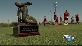 FC Tucson prepares to defend Golden Rattler trophy - Video