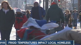 Will homeless sweeps cause increased demand at local shelters during bad weather? - Video