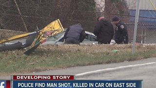 Death investigation on Indianapolis' east side - Video