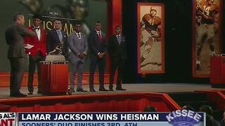 RANT: Mayfield, Westbrook finish third and fourth for Heisman - Video
