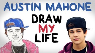 Austin Mahone | Draw My Life