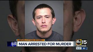 Mesa police arrest man for shooting and killing former roommate's girlfriend. - Video