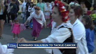 PREVIEW: Lombardi Walk/Run to tackle cancer - Video