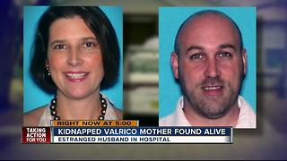 Kidnapped Valrico mother found alive - Video