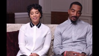 Cavs guard J.R. Smith and his wife talk about their emotional journey with daughter born premature - Video