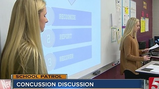 School Patrol: Concussion Project