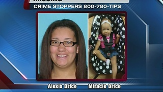 Mother and Baby Missing - Video