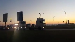 Truckers Pay Tribute to Polish Driver Killed in Berlin Attack - Video
