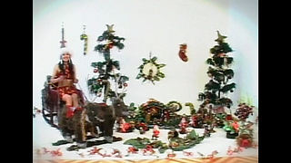 Human Hair Nativity Scene - Video