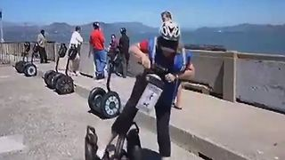 10 Epic Segway Fails of All Time - Video