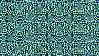 10 Incredible Optical Illusions - Video