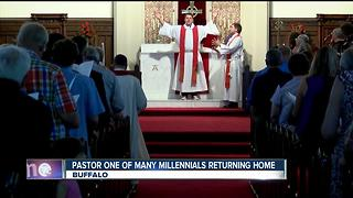 Buffalo attracting more millennials - Video