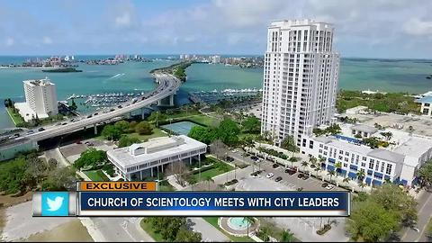 Church of Scientology to meet with City of Clearwater leaders one-on-one