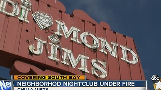 Neighborhood nightclub under fire - Video