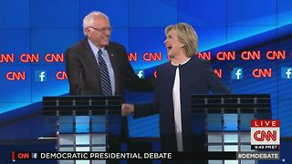 Democratic Debate 2015: Who was the best show in Vegas? - Video