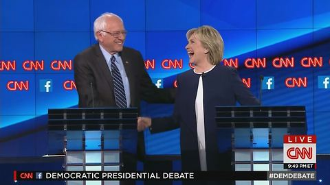 Democratic Debate 2015: Who was the best show in Vegas?