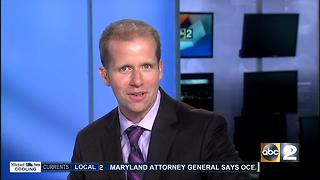 Chief Meteorologist Wyatt Everhart's last night on ABC2 - Video