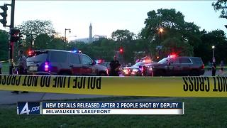 Witnesses describe lakefront shooting scene