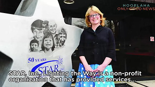 "Global Company Puts A ""STAR"" On Local Organization Serving Those With Disabilities - Video"