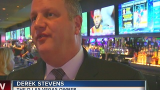 Derek Stevens, experts talk about gaming revenue - Video