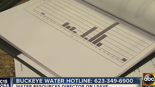Frustration continues for Buckeye residents seeing abnormally high water bills - Video