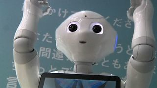 Personal Robots Hitting The Market - Video