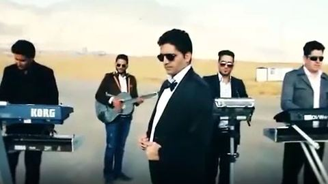 Iranian song made for Donald Trump