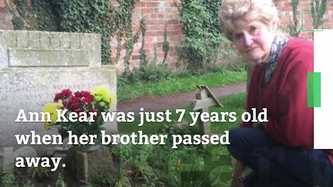 Sister Keeps Finding Mysterious Gifts & Notes Left at Brother's Grave