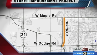 Public meeting held for 168th widening street project plan - Video