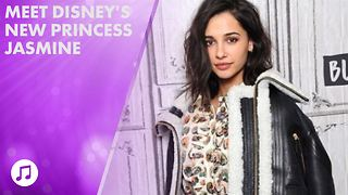 3 things you need to know about Aladdin's Naomi Scott - Video