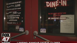 Popular mid-Michigan restaurant shuts down - Video