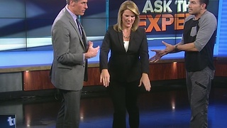 Ask the Expert: Simple exercises to get in shape - Video